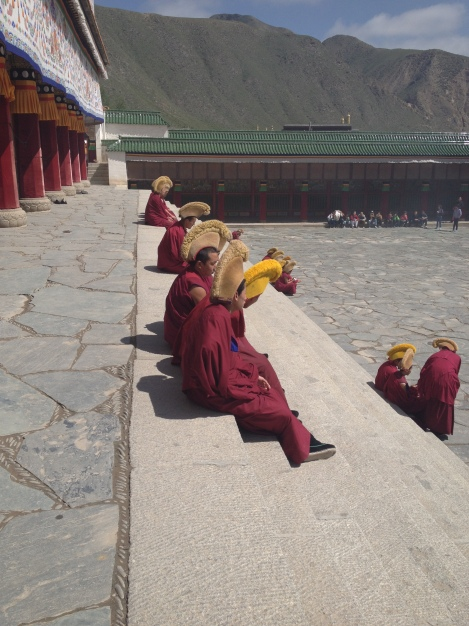 Monks of Labrang